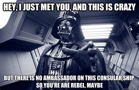 Meme Darth Vader - darth vader memes quickmeme