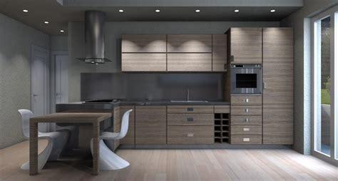 controsoffitto in cucina villa nel verde esempio di progetto