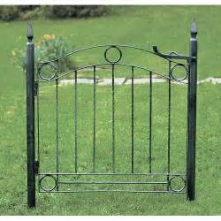 Wrought iron garden gates home designs and interior ideas