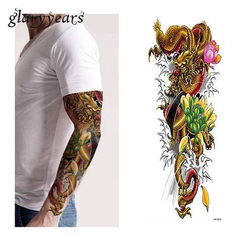 one piece fake tattoo popular wave tattoo buy cheap wave tattoo lots from china
