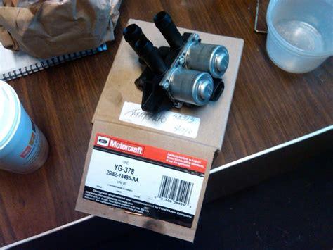 dual coolant valve lincoln ls dual climate valve dccv source page 2 jaguar