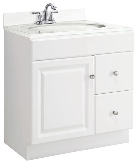 30 x 21 bathroom vanity white zef jam