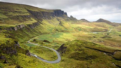 Scotland travelling around scotland by car visitscotland