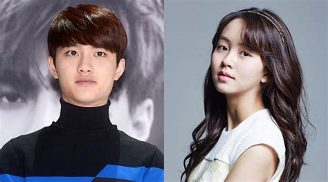 download film do exo pure love kim so hyun diincar adu akting bareng d o di pure love