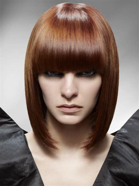hairstyle for slim ladies tunsori pentru par mediu galerie foto
