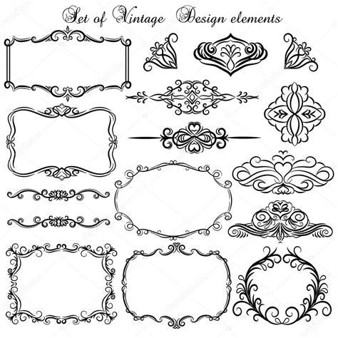 html imagenes borde conjunto de marcos y bordes decorativos archivo im 225 genes