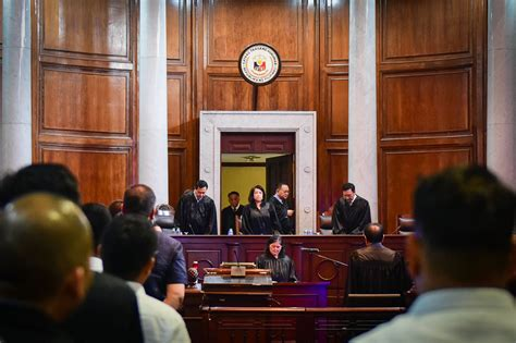 Lima Court Records Explainer Issues On Jurisdiction In De Lima Cases