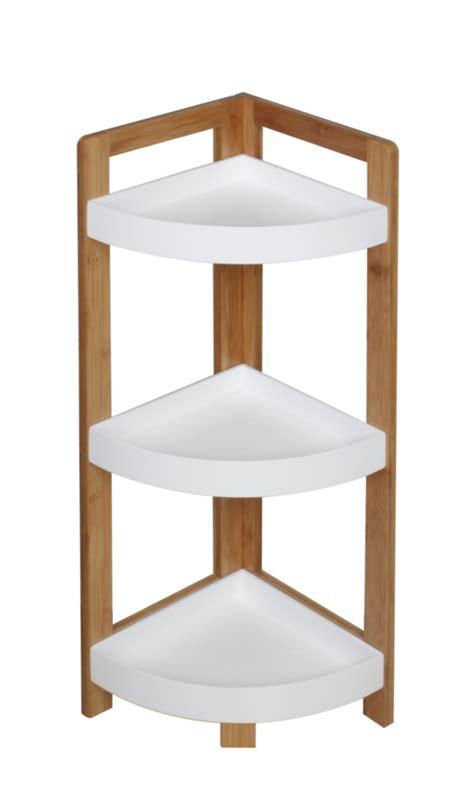 Ikea Badezimmer Aufbewahrung Eckregal by Beco Bad Und Wohn Eckregal Mit 3 Ablagen Norma F 252 R