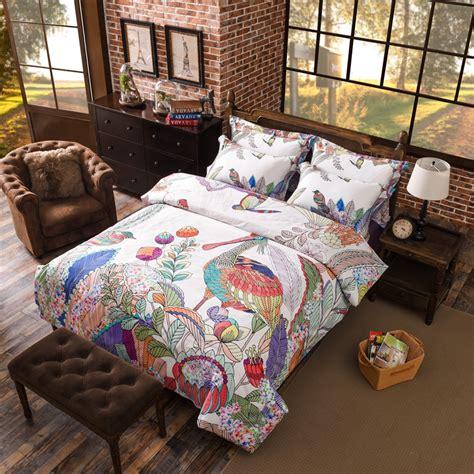 Bedding Sets Design Comforters by 3d Duvet Set Peacock Cotton Bedding Sets Design