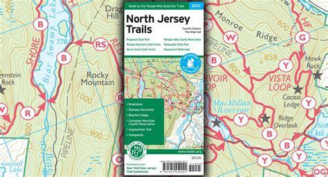 Jersey Set Trail Cros 2 jersey trails map