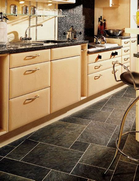 flooring ideas for kitchens kitchens flooring idea sn36 slate silver with