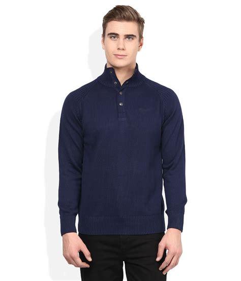 Sweater Wrangler Wrangler Navy Sweater Buy Wrangler Navy Sweater