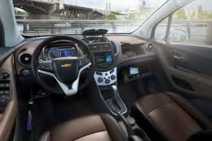 Chevrolet Trax Inside Chevrolet Trax La Saga Contin 250 A Esd