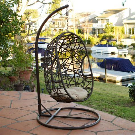 swinging garden chair modern baby swing ideas homesfeed