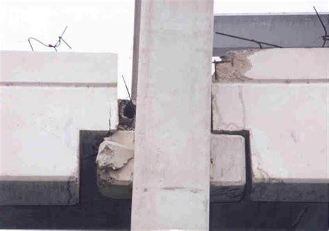 Corbel Joint Precast Concrete Structures