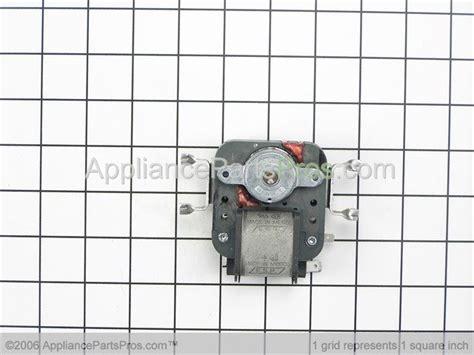 evaporator fan motor noise whirlpool wp4389155 motor evaporator appliancepartspros com
