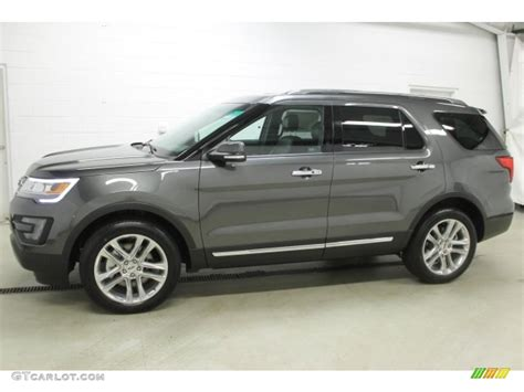 what color is magnetic 2016 magnetic metallic ford explorer limited 4wd