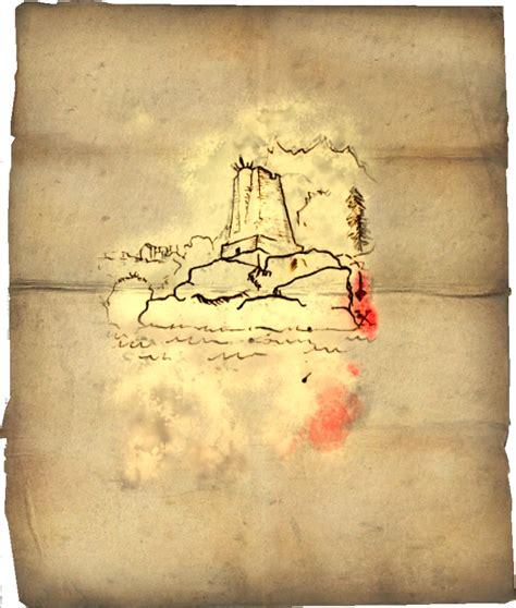 treasure maps the elder scrolls wiki