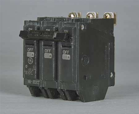 general electric 3p high interrupt capacity circuit