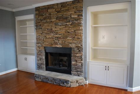 fireplace with built ins contemporary fireplace surround frame for clean