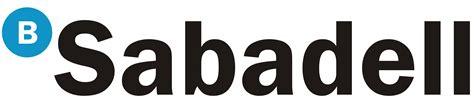 banco sabadell bank logos banco de sabadell logo