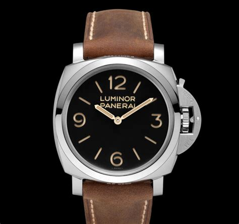 Luminor Panerai Turbilon Angka Black 1 panerai luminor tourbillon watches