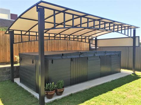 pool spa shade  sydney pioneer shade structures