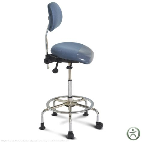 Ergonomic Stool by Ergocentric 3 In 1 Sit Stand Stool Shop Ergocentric Chairs