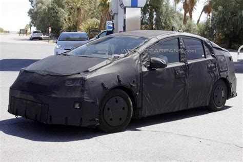 Toyota Prius All Wheel Drive 2016 Toyota Prius Could Offer All Wheel Drive Photos