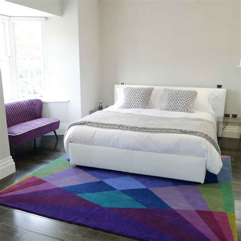 rugs for bedroom decosee com