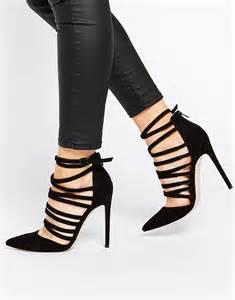 asos asos promote pointed high heels at asos