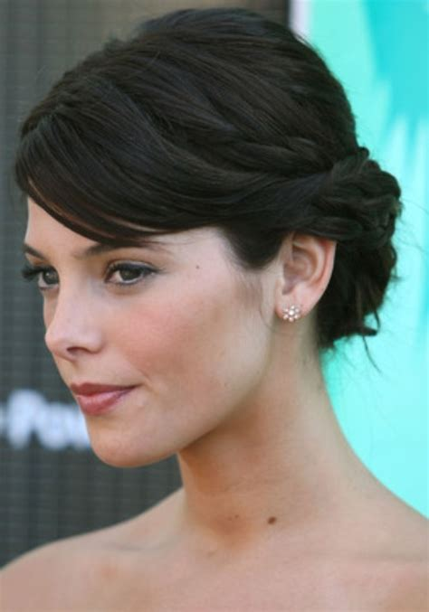 ashley greene updo hairstyle classic updo pretty designs