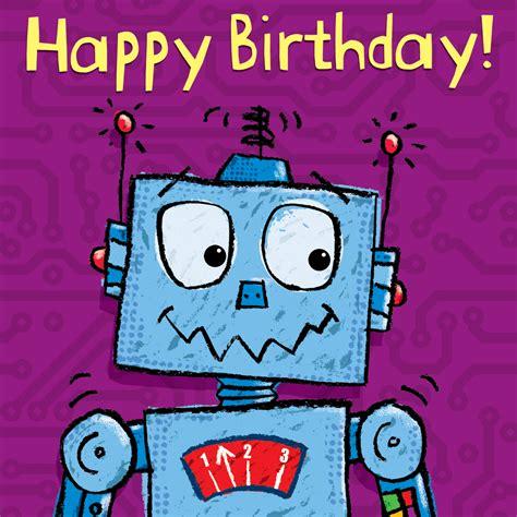 s birthday robot s birthday basement68