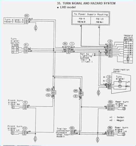 1995 subaru outback stereo wiring diagram subaru outback