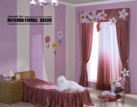 curtains for girls bedrooms the best catalog of girls curtains designs and colors