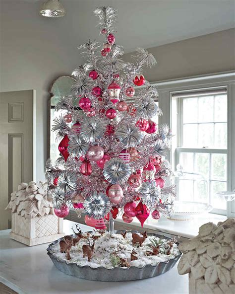 how to decorate for christmas 28 creative christmas tree decorating ideas martha stewart