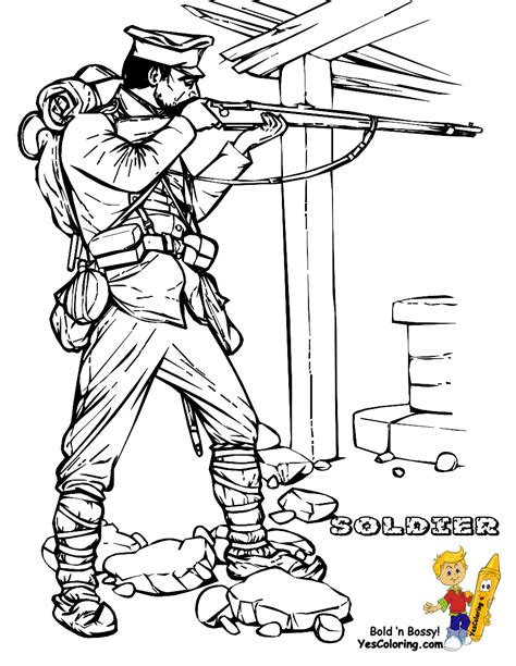 Coloring Pages Of British Redcoat Soldiers Coloring Home Coloring Pages For Soldiers