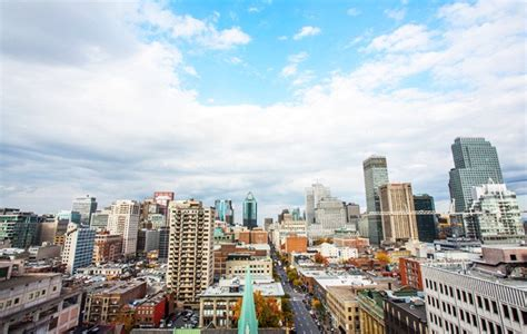 Concordia Montreal Mba by Montreal The Top Student City In Canada And Eighth In