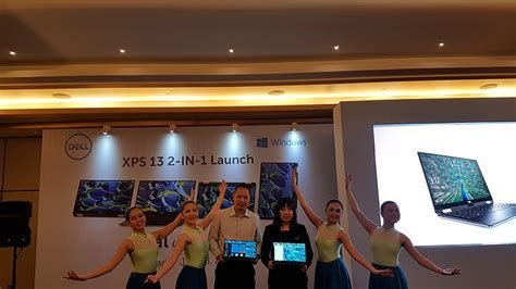 Laptop Dell Xps 13 Di Indonesia dell xps 13 laptop 2 in 1 tertipis di dunia