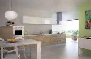 modele de cuisine cuisinella cuisine moderne de chez cuisinella photo 3 10 une