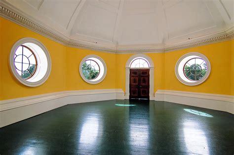 Monticello Interior by Jefferson S Dome At Monticello