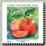 timbre 2013 les petits bonheurs magie d 180 agrumes carnet 171 les petits bonheurs 187 timbre de 2013