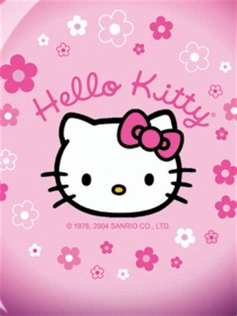 wallpaper hello kitty pink 240x320 download pink hello kitty wallpaper 240x320 wallpoper 40196