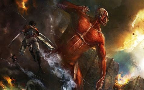 wallpaper keren attack on titan attack on titan wallpaper google search attack on