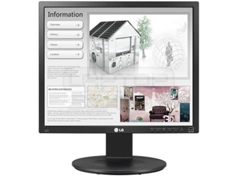 Monitor Led Lg 19mb35d Ips Kotak Berkualitas lg 19 19mb35d led monitor laptopszalon hu