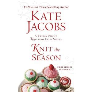 knitting club nyc s book reviews knit the season by kate