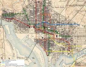 Washington Dc Street Map by Washington Dc Genealogy Maps