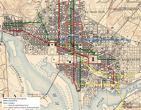 map dc washington dc genealogy maps