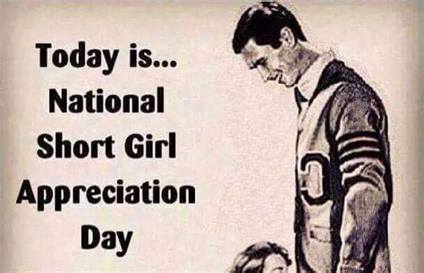 national short people appreciation day national short girl appreciation day new style for 2016 2017