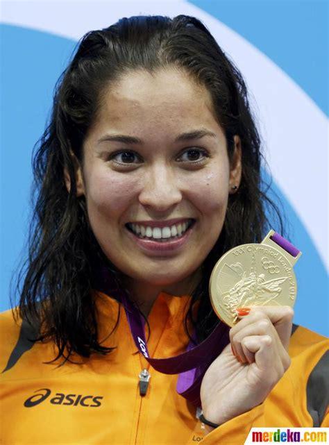 download film indonesia vs belanda foto pesona ranomi kromowidjojo atlet renang belanda